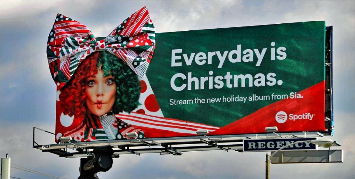 Christmas Spotify