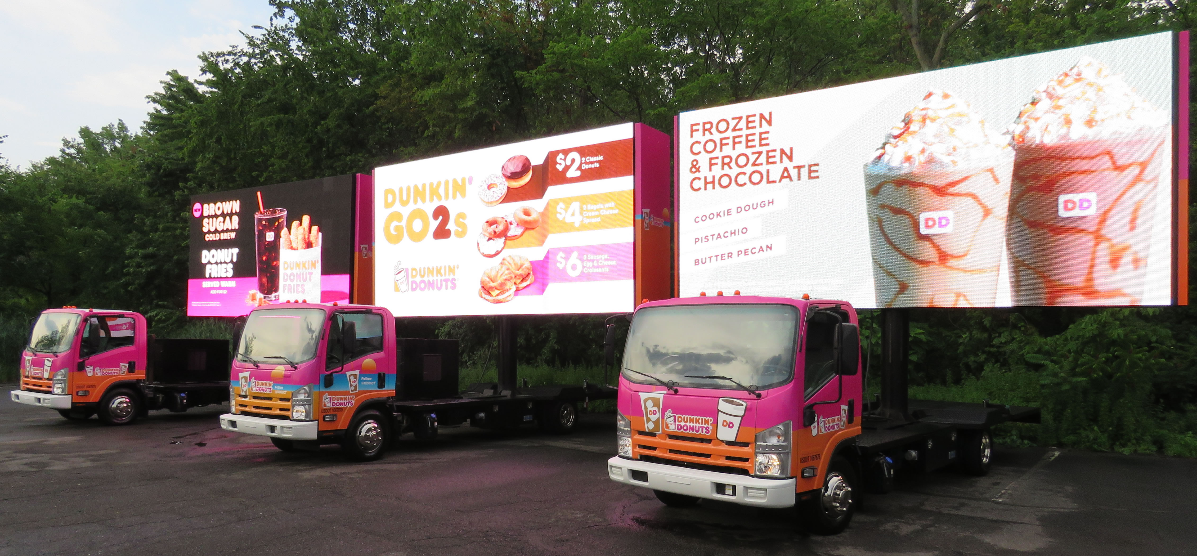 This Is a First for Mobile Billboards- Digital Poster-Size